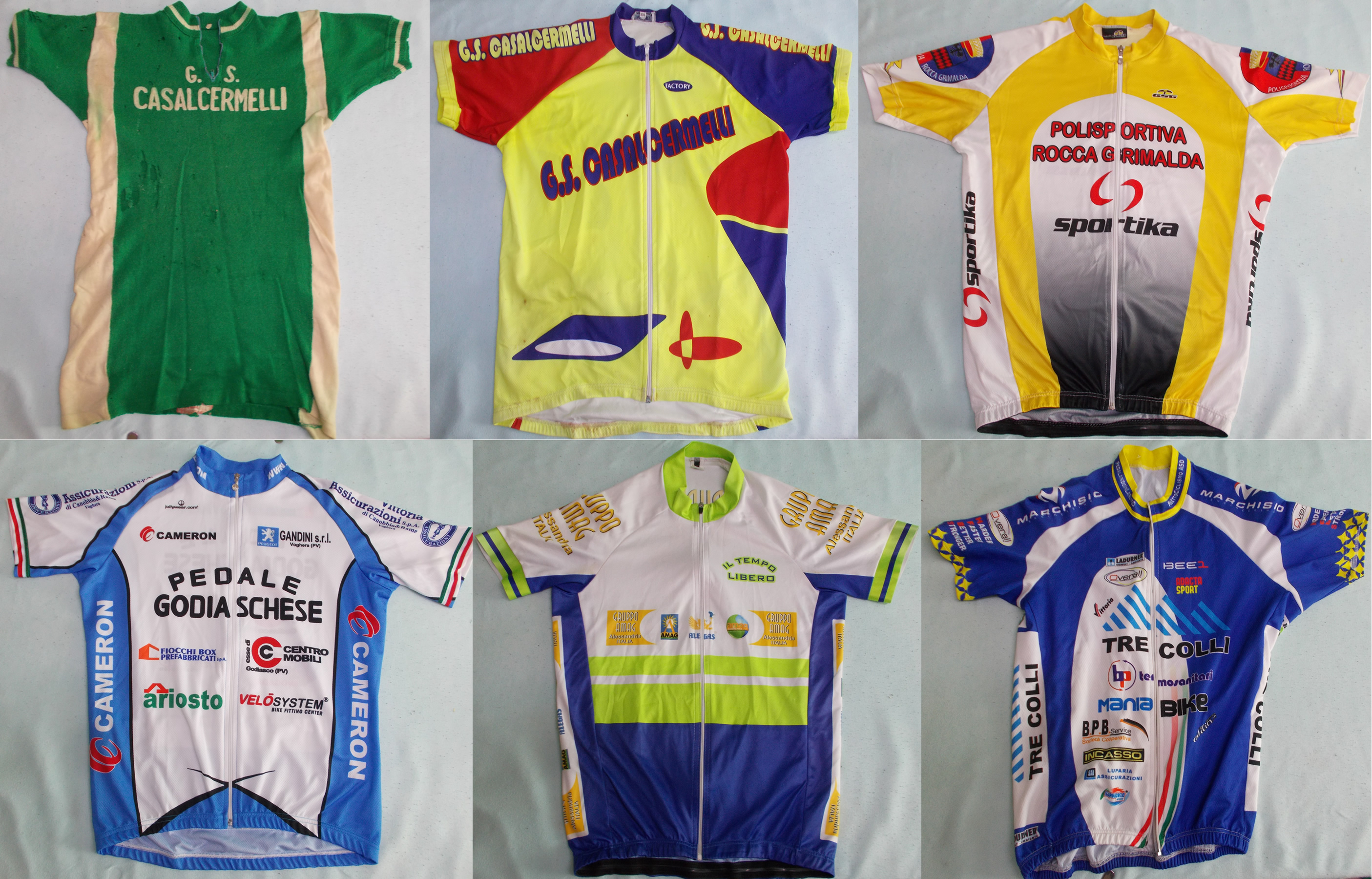 maglie ciclismo